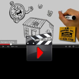 Roofing Company Video Design and Promotion