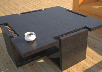 concrete furniture design and handcrafting designsrudy