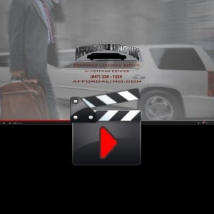 Limousine Company Logo Intro Video Design and Promotion