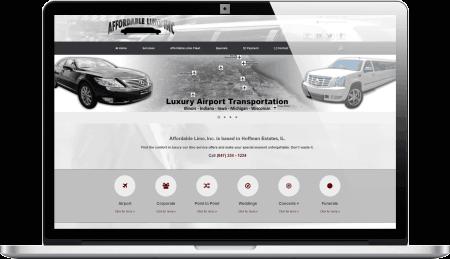 AffordableLimowebsitedesign