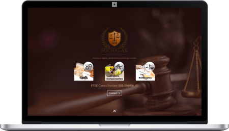 Attorney at Law website design