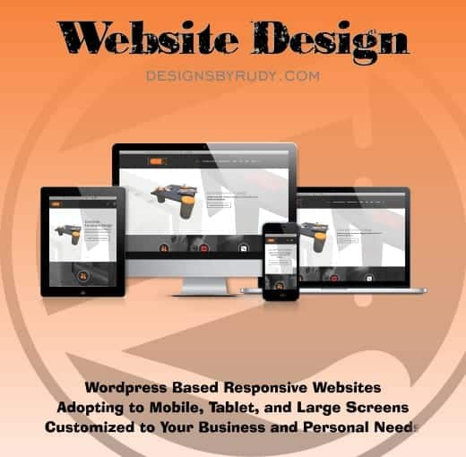 Responsive website design in North Barrington Lake County Illinois