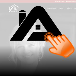 Real Estate Agent Responsive Website Design