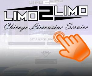 Chicago Limousine Service Website Design