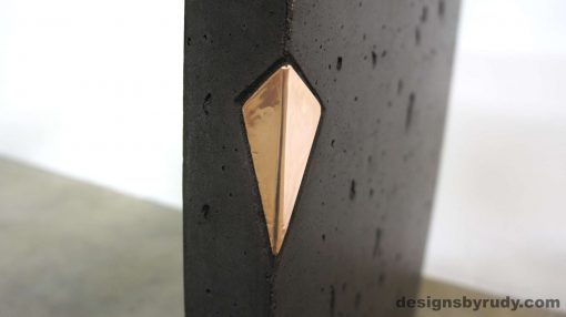 Right curve concrete console table with wooden copper accent detail, Designs by Rudy.jpg