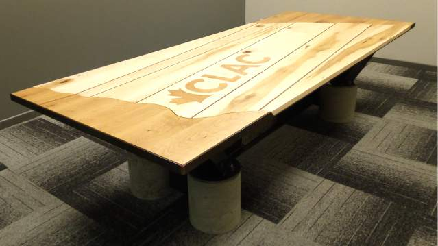 Conference Room Table Design and Handcrafting, Gallery