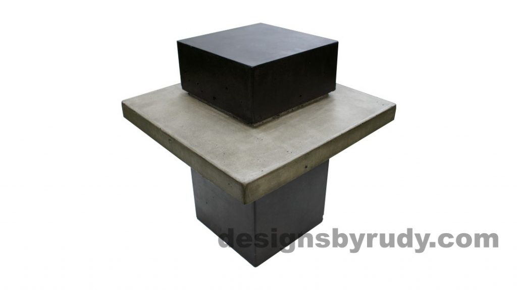 Concrete side table DR CB1ST2 thumbnail