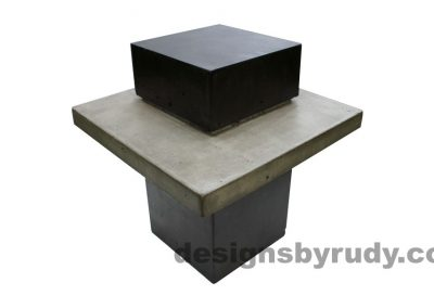 Concrete side table DR CB1ST2 thumbnail
