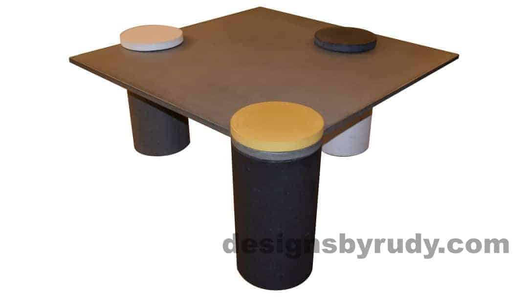Concrete Coffee Tables by Designs by Rudy